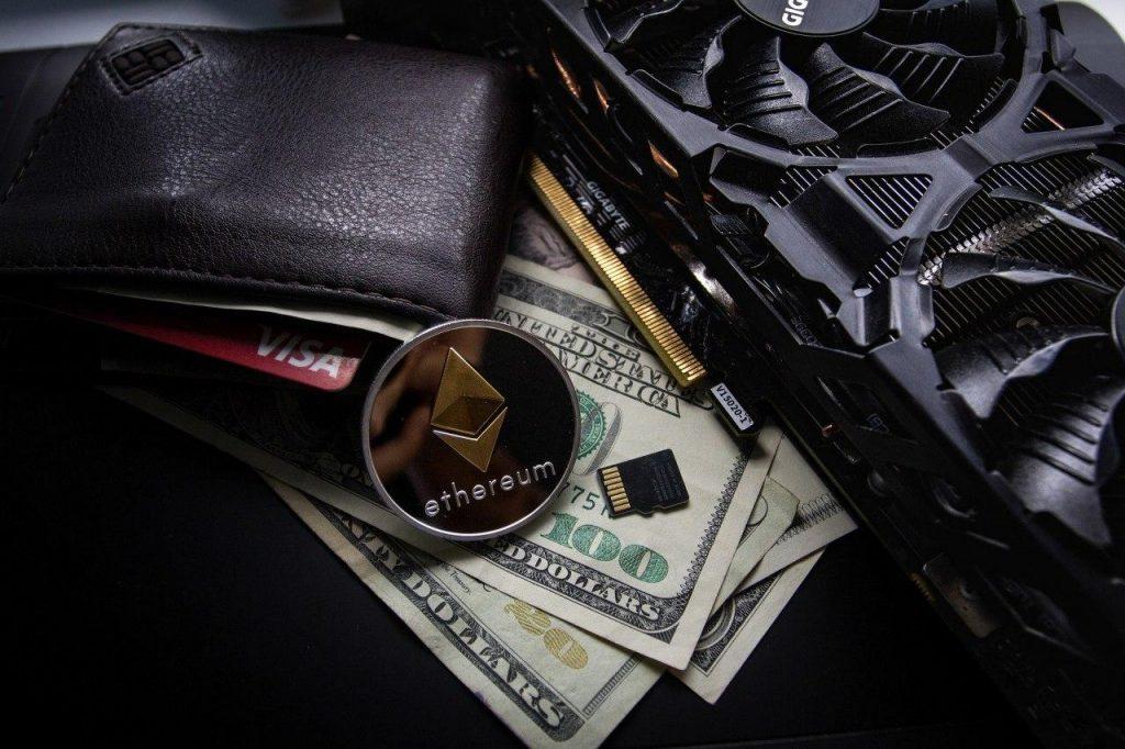 Ethereum visa cash